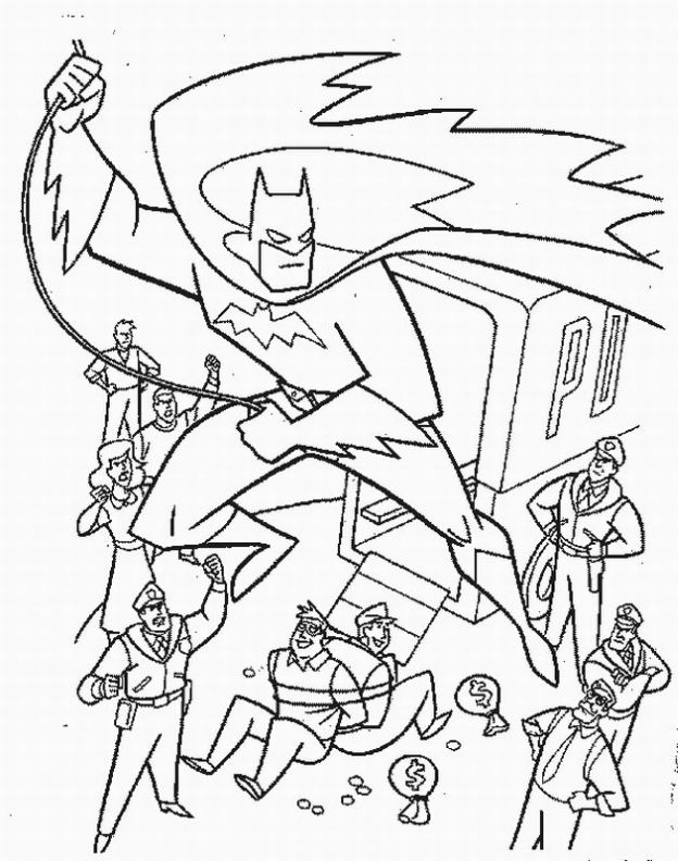 batman beyond coloring pages games coloring pages