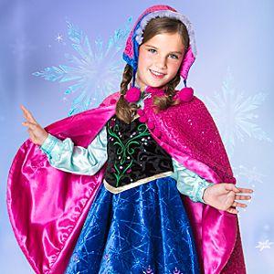 elsa frozen costume - Halloween Anna Costume