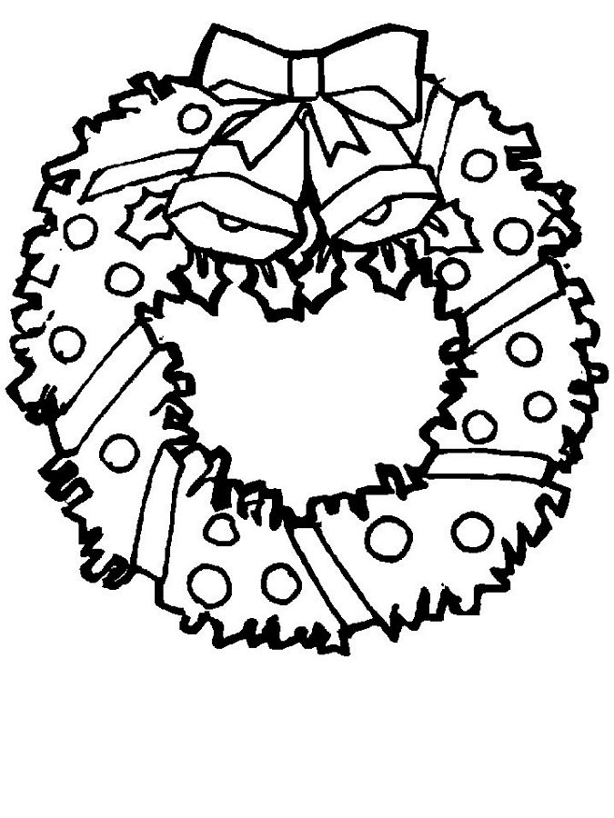 Christmas Coloring Pages - Dr. Odd
