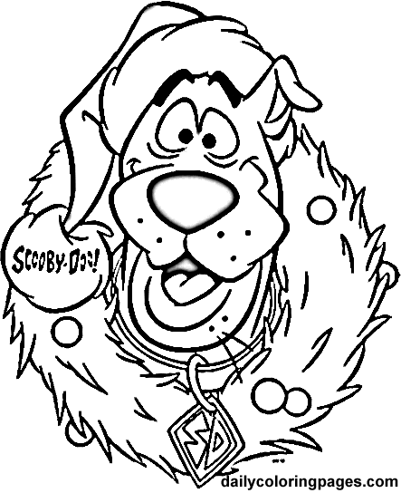 christmas coloring pictures dr odd - Xmas Coloring Pages