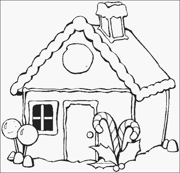 Christmas Coloring Pictures - Dr. Odd
