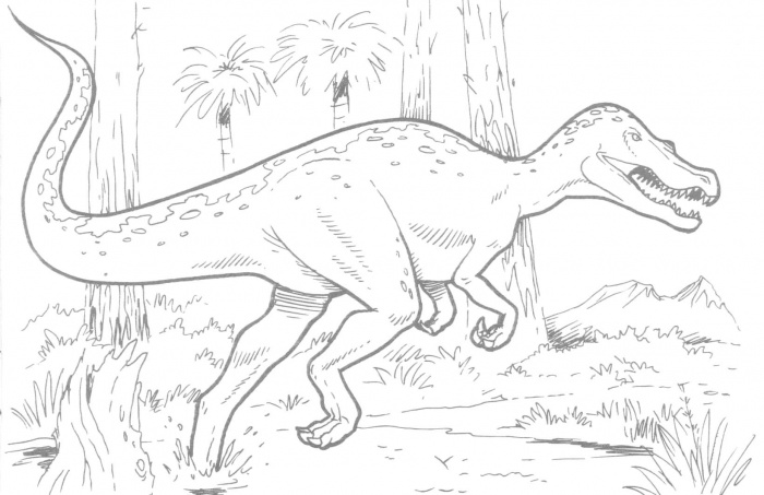 dinosaur coloring pages 2017 dr odd - Disney Dinosaur Coloring Pages
