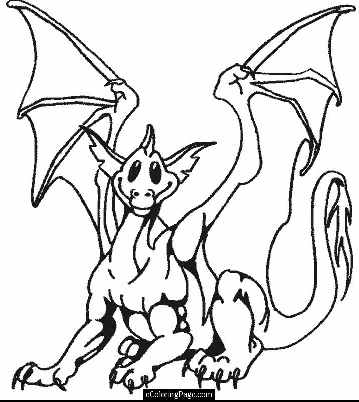 Dragon Coloring Pages 2018 Dr Odd