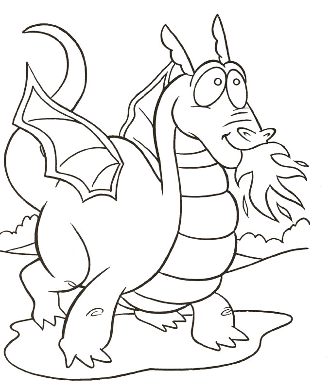 dragons coloring pages crayola - photo#22