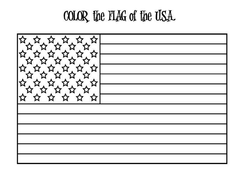 Flag Day Coloring 2019 Dr Odd
