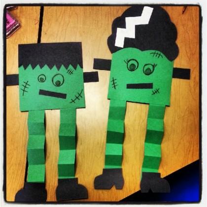 halloween crafts - Cute Halloween Crafts
