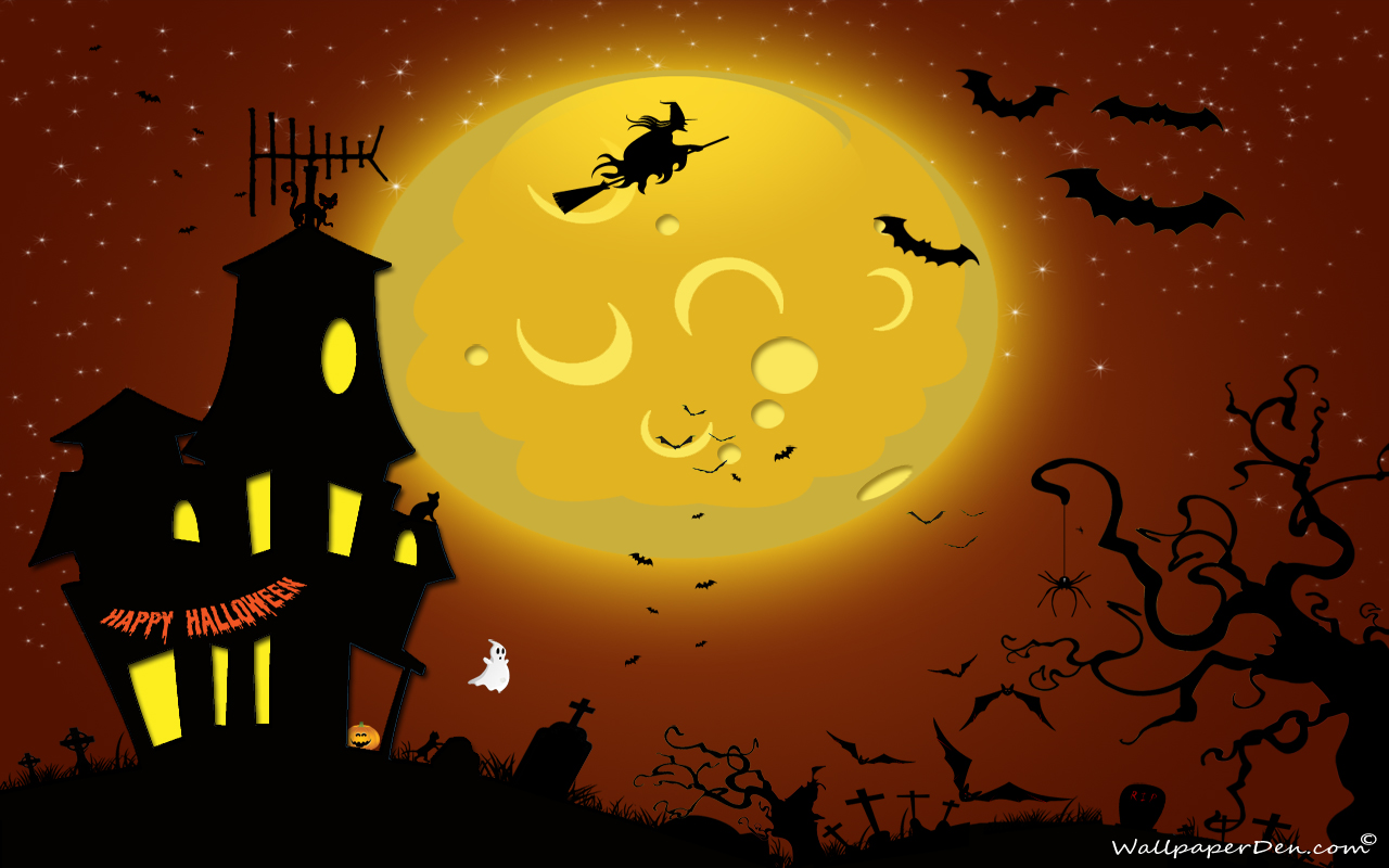 Halloween Wallpaper 20...