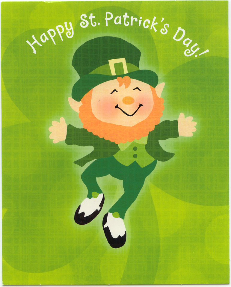 Happy St Patricks Day Dr Odd