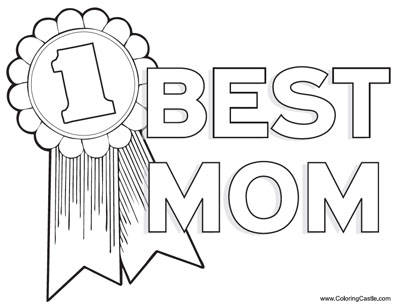 Here Are Mothers Day Coloring Pages My Nephew Love Their Mom And These