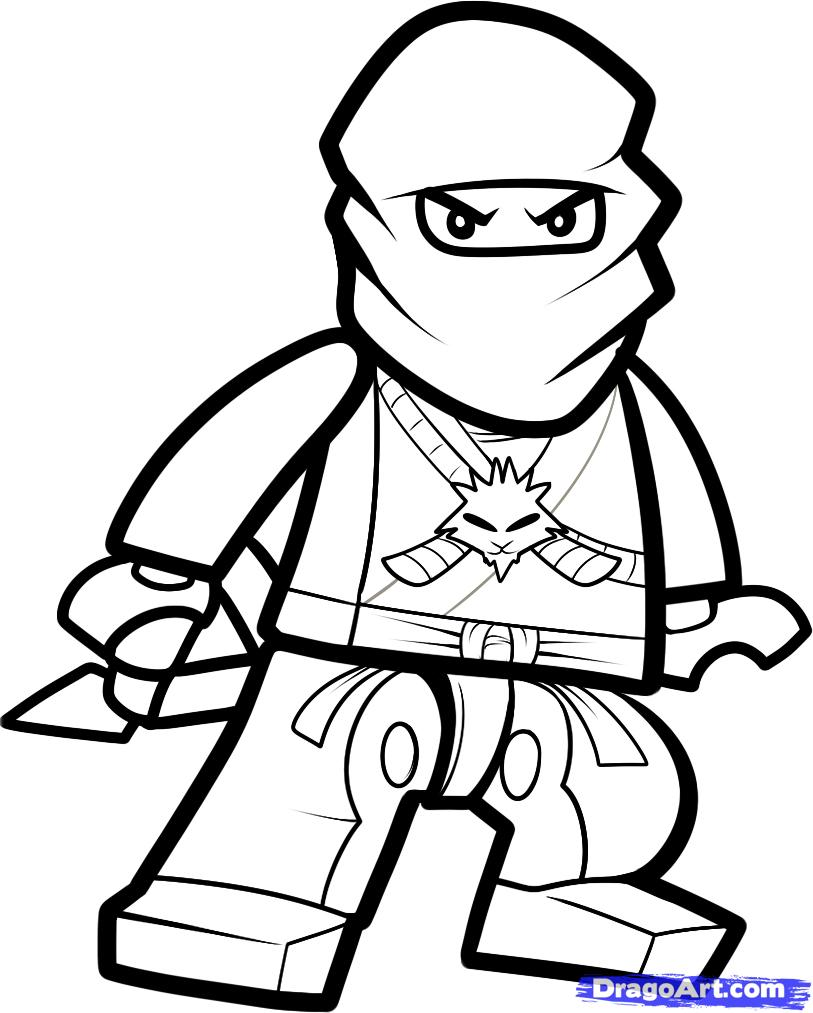 Free Coloring Pages Of Ninjago 2015 Ninjago Coloring Pages