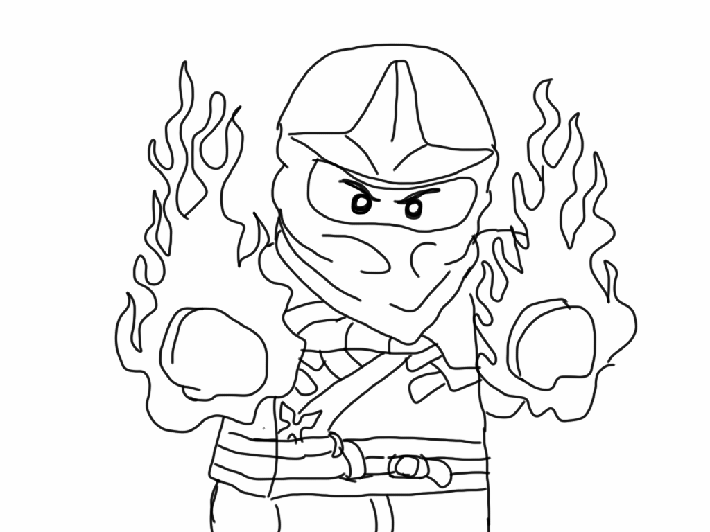 Ninjago Coloring Pages 2018 Dr Odd