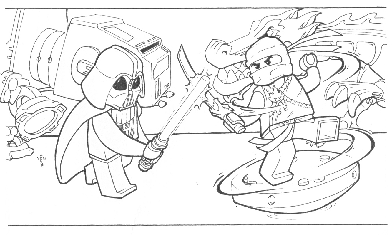 free ninja star coloring pages - photo#29