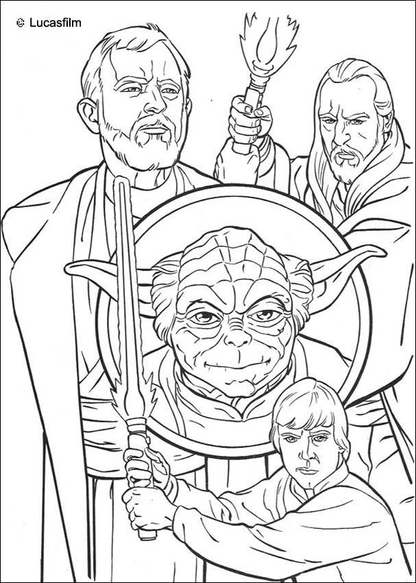 Hard Star Wars Coloring Pages Coloring Pages
