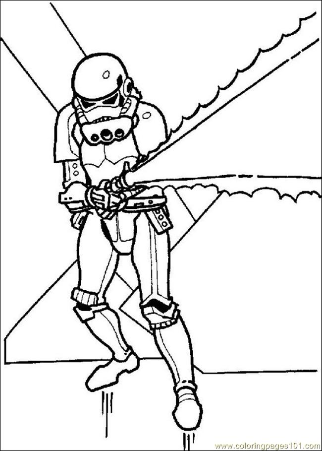 Star Wars Coloring Pages 2017- Dr. Odd