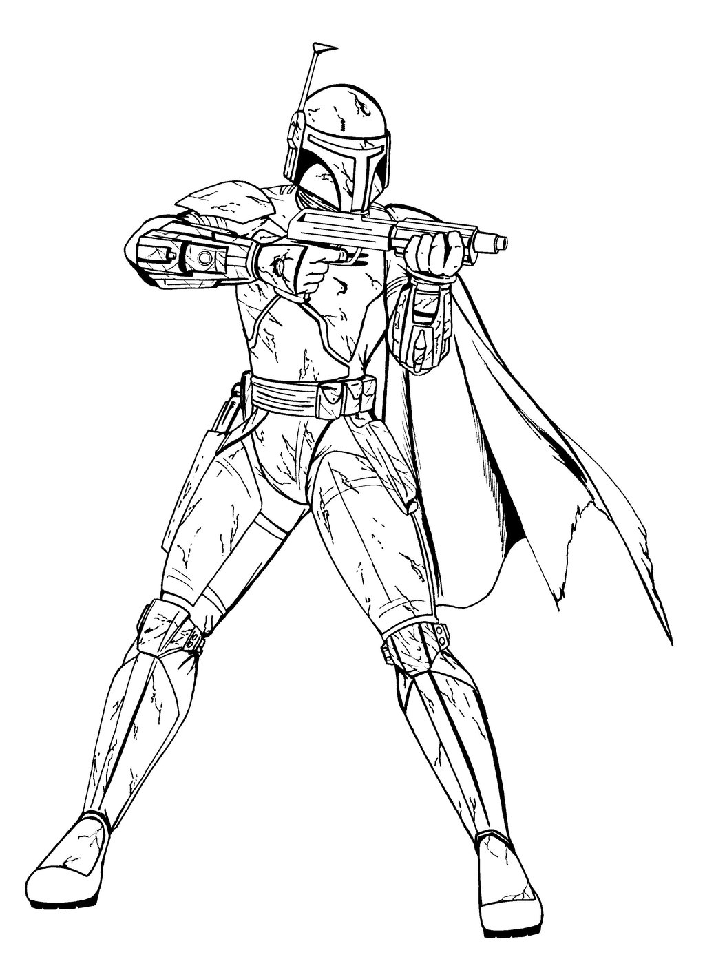 Star Wars Coloring Pages 2018