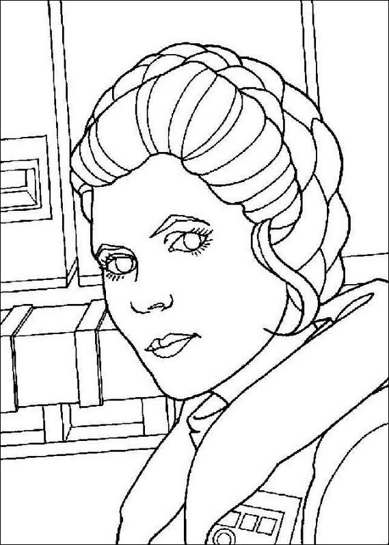 all star wars coloring pages - photo#8