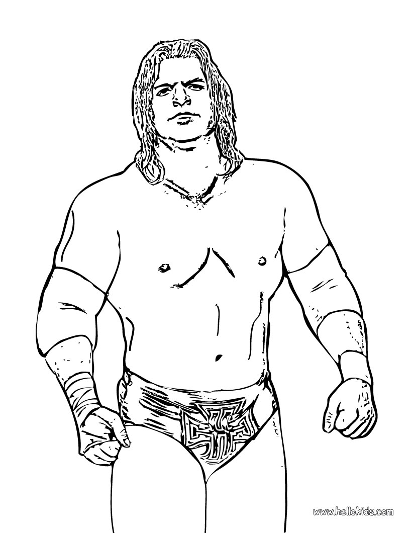 It's just a graphic of Simplicity Wwe Printable Coloring Pages