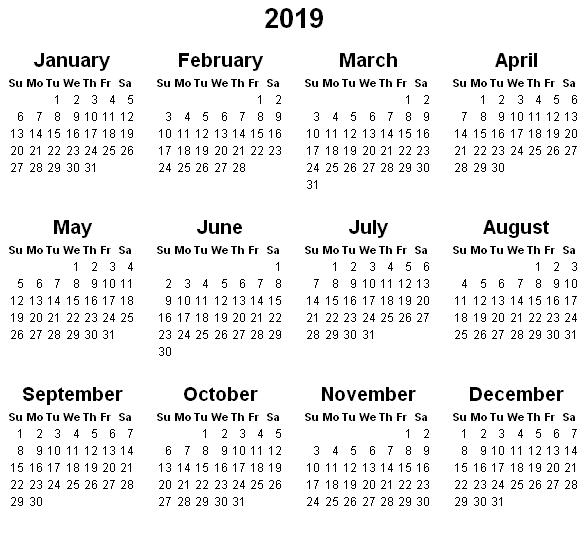 Yearly Calendar Template Dr Odd