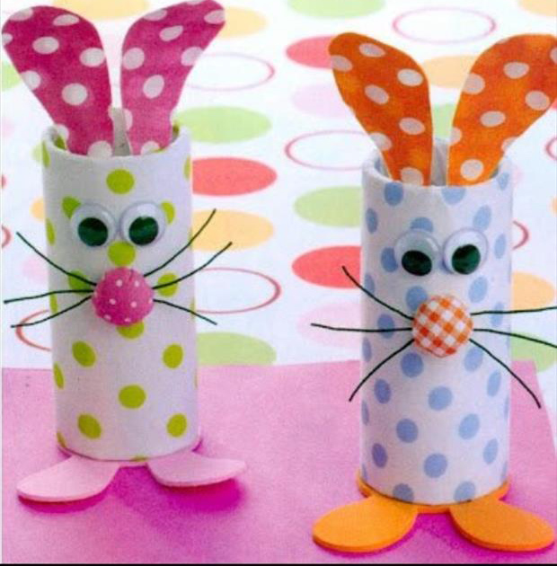 Easter Crafts 2017- Dr. Odd