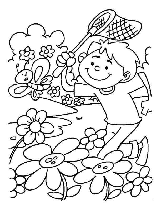 spring coloring pages 2017 dr odd spring coloring pages spring - Spring Coloring Sheets Free Printable