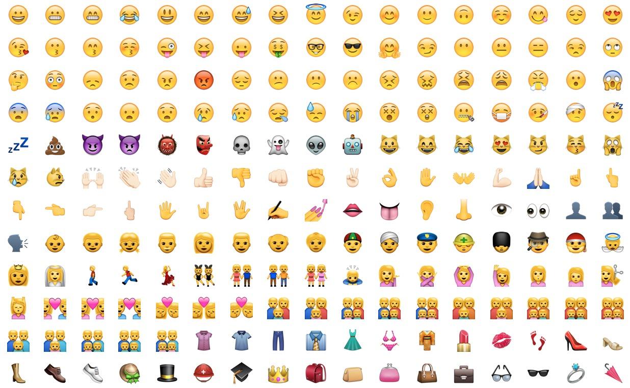 Alien face emoji meaning -  Source Emoji Dr Odd