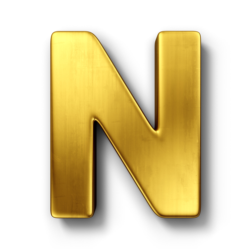 N$:De