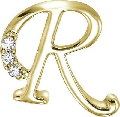 M Letter In Black Diamonds R - Dr. Odd