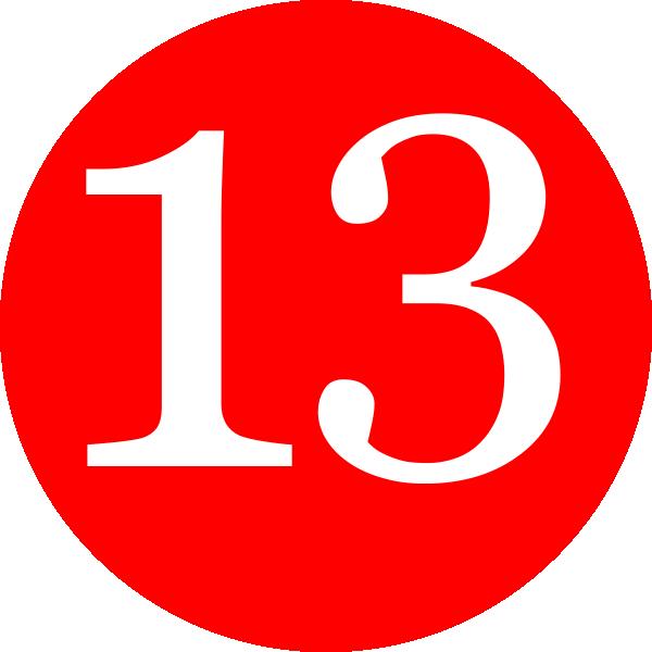 Resultat d'imatges de 13
