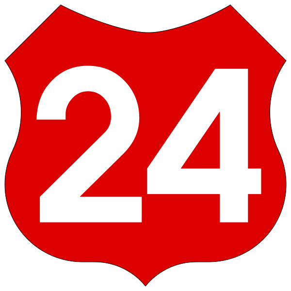 24 >> 24 Dr Odd