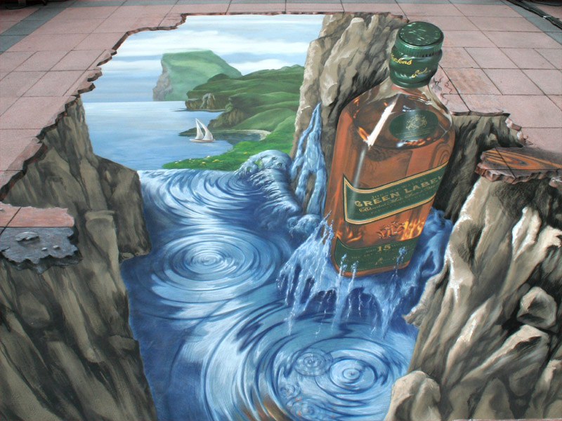 3d art 2018 dr odd for 3d street painting mural art