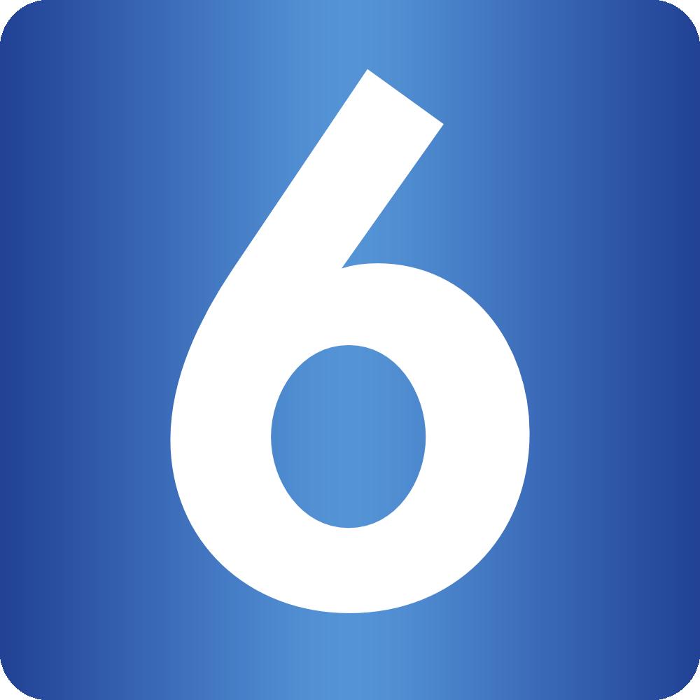 6 dr odd