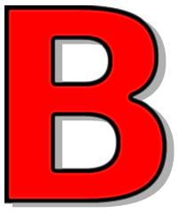 Letter b best cool funny for B b com