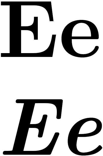 Letter E - Dr. Odd