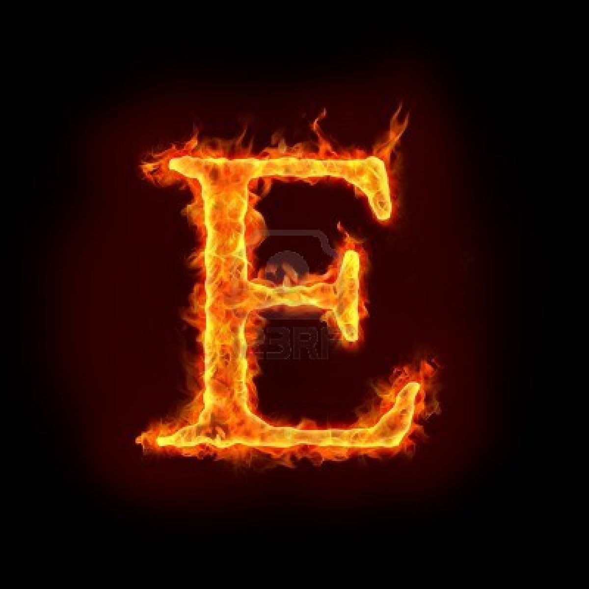 Letter E on Alphabet Crafts