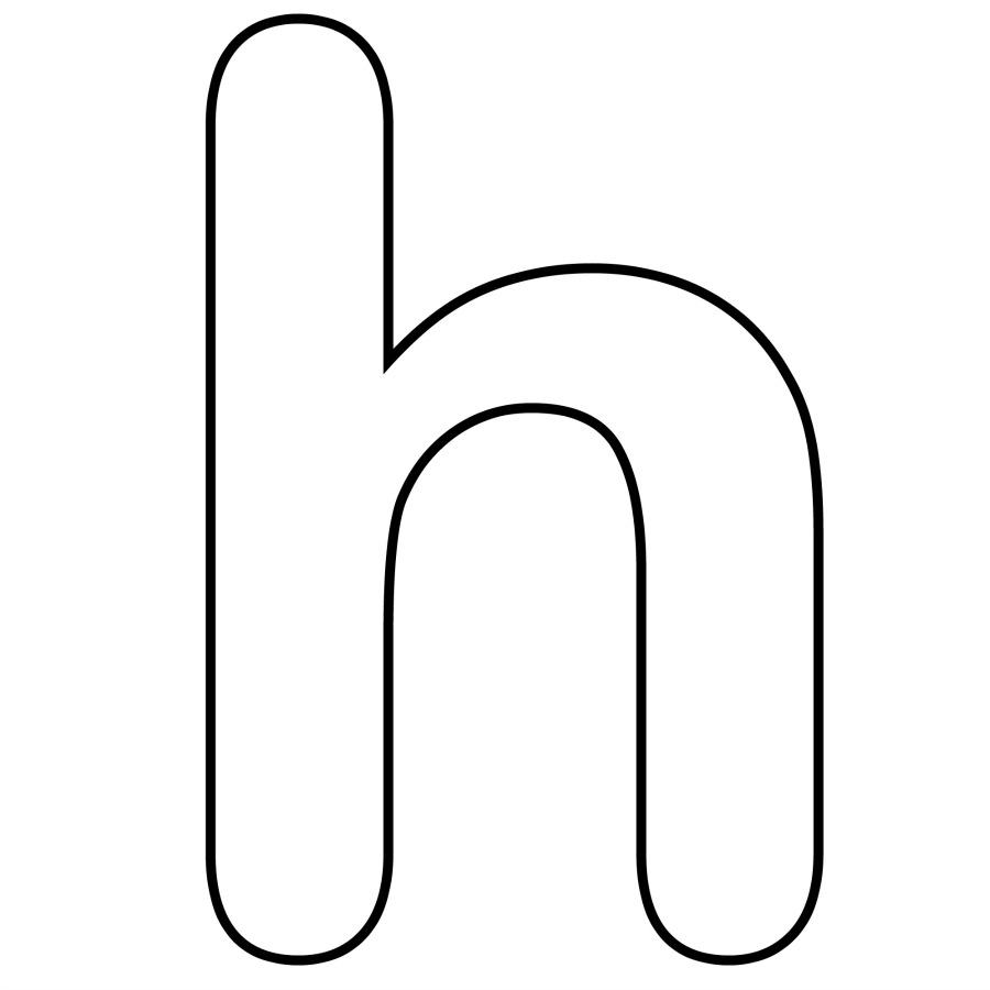 H Letter H - Dr. ...