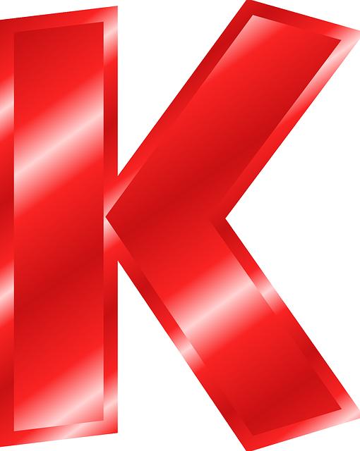 Letter K - Dr. Odd