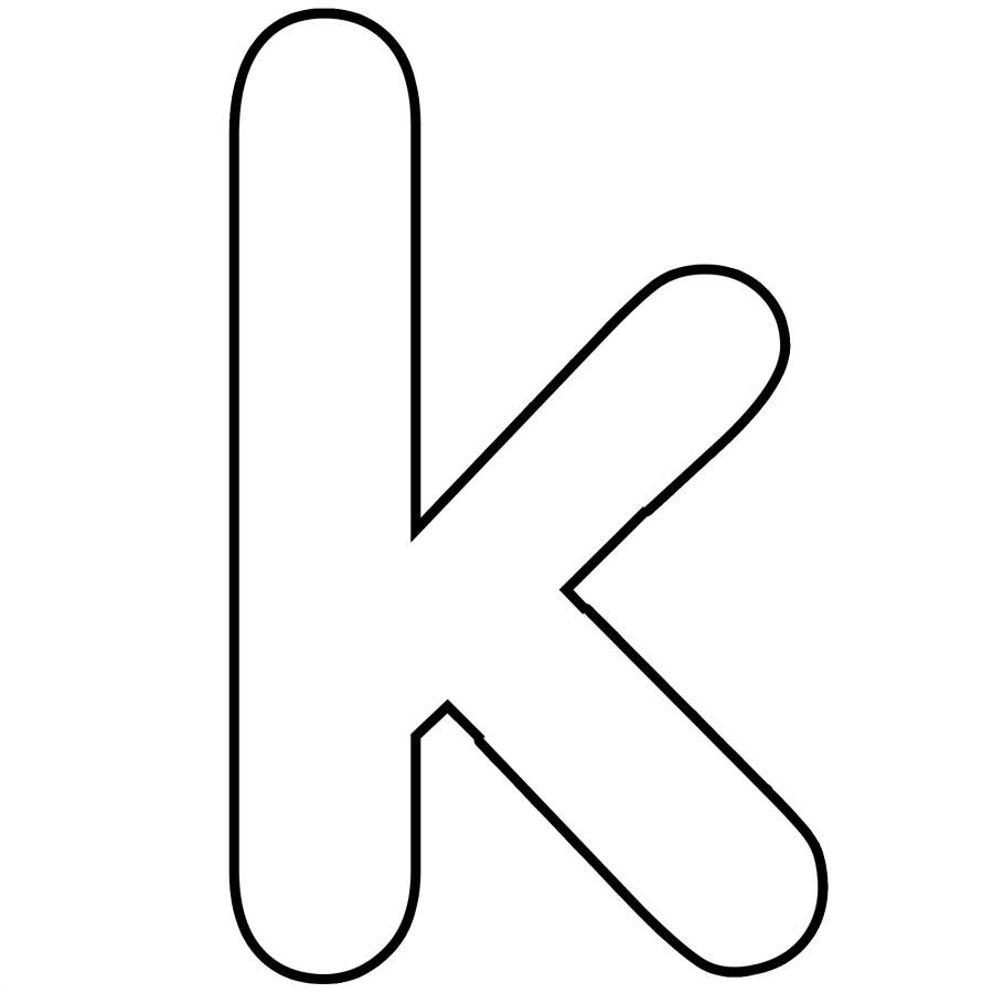 letter k dr odd