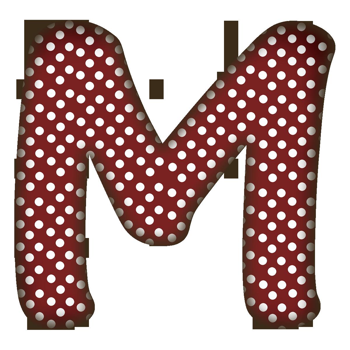 M  Letter M - Dr. Odd