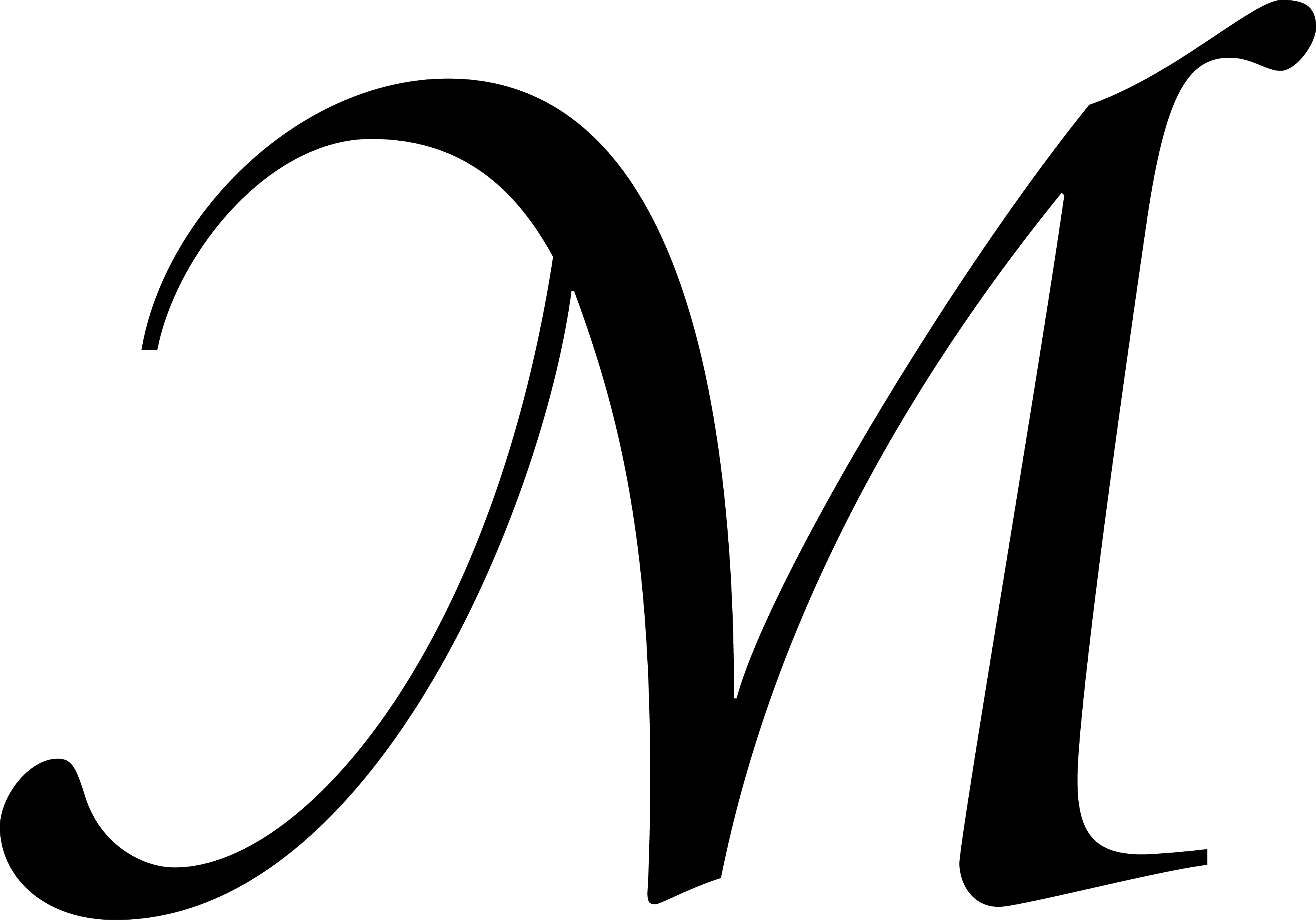Fancy Letter M Fonts
