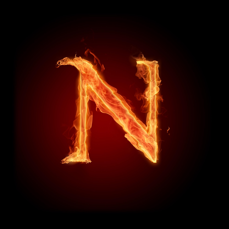 letter n dr