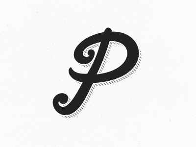Letter P Best Cool Funny