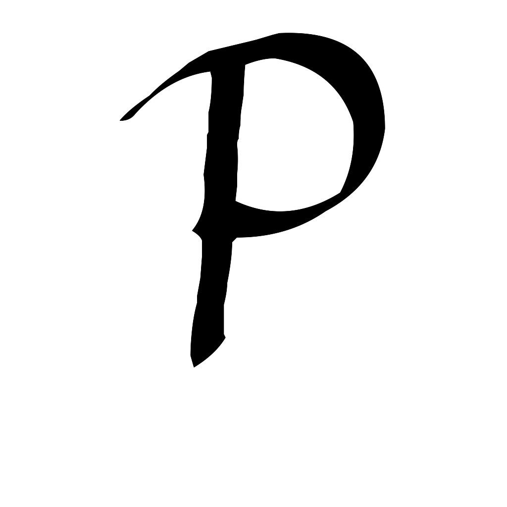 letter p dr odd