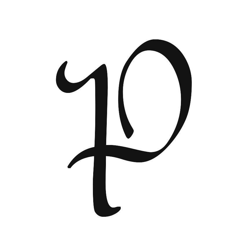 Cursive Letter Capital Q