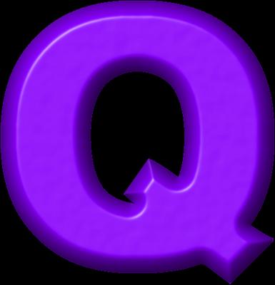 Letter Q on Letter W Video