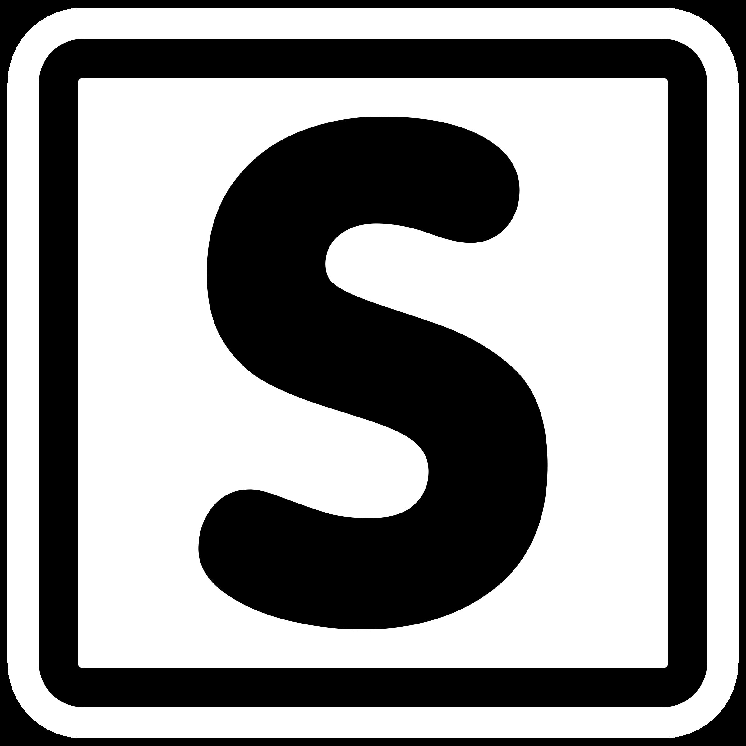 Letter S on Alphabet Crafts