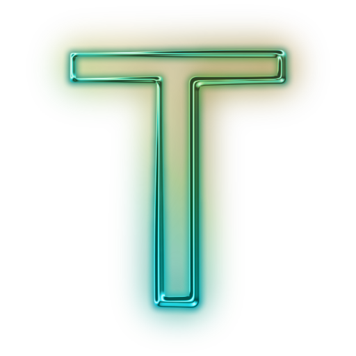 Letter T on Preschool Shapes