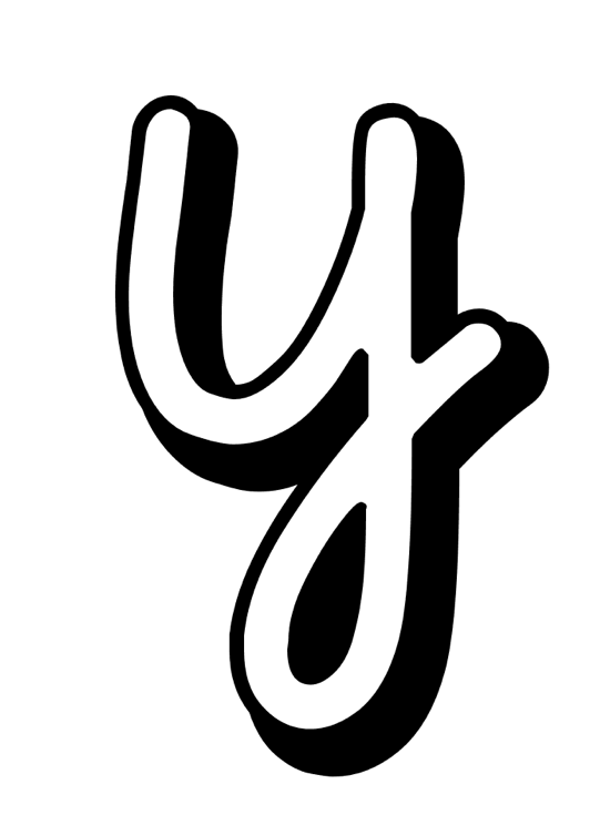 Letter Y Best Cool Funny