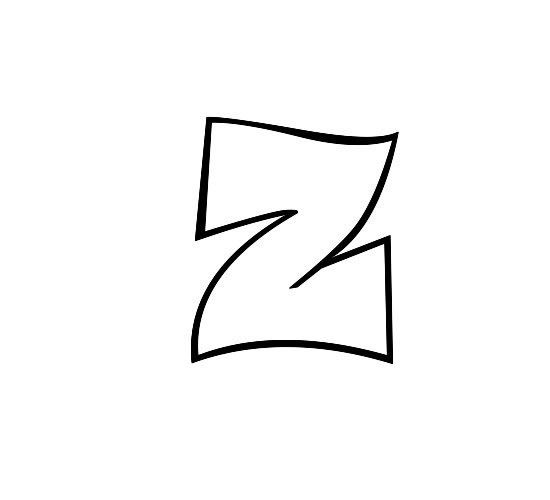 letter z dr odd
