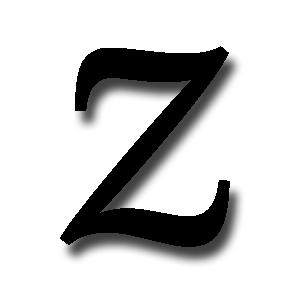 Z  Letter Z - Dr. ...