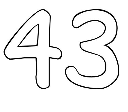 43 dr odd